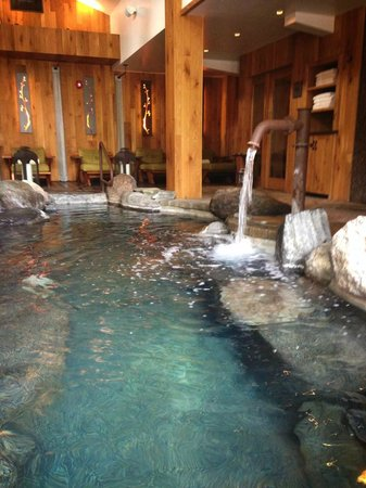 The Cove, an Authentic McCall Spa: The Cove Spa