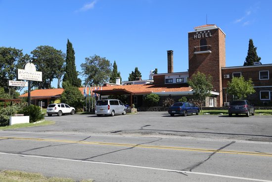 El Mirador Hotel and Spa: Frente