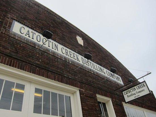 Catoctin Creek Distillery: Catoctin Creek