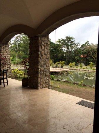 Los Mandarinos Boutique Spa & Hotel Restaurant: Terraza