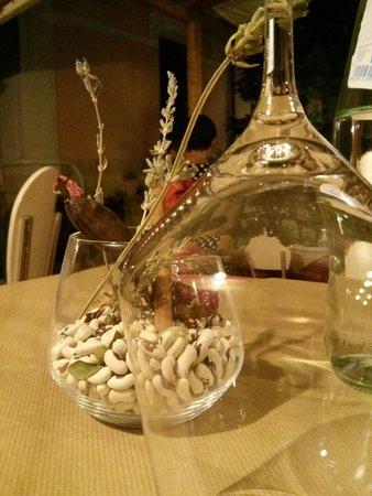 "Ristorante ""Terracotta"": Tavoli"