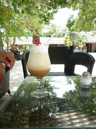 Viva Wyndham Maya: Caffe panna gelato .... una bontà