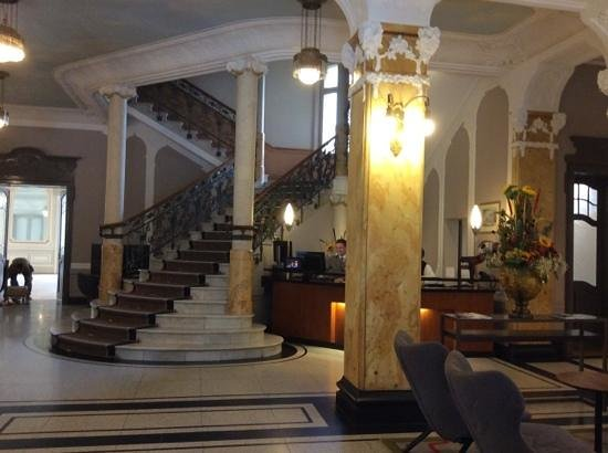 Hotel Royal St. Georges Interlaken - MGallery Collection: 典雅的大廳
