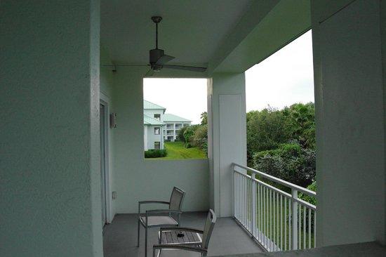 Provident Doral at The Blue Miami : Il grande balcone esterno