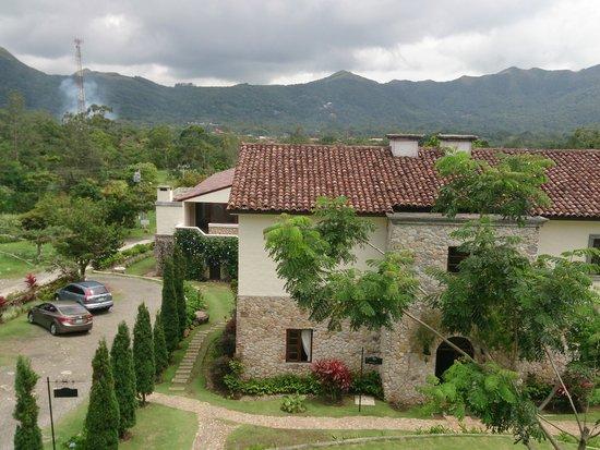 Los Mandarinos Boutique Spa & Hotel Restaurant: Vista desde la habitación