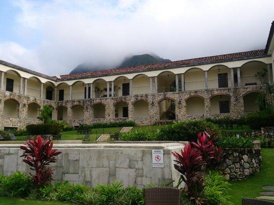 Los Mandarinos Boutique Spa & Hotel Restaurant: Habitaciones