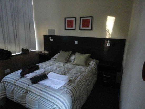 Hotel Abril Boutique : Habitacion matrimonial