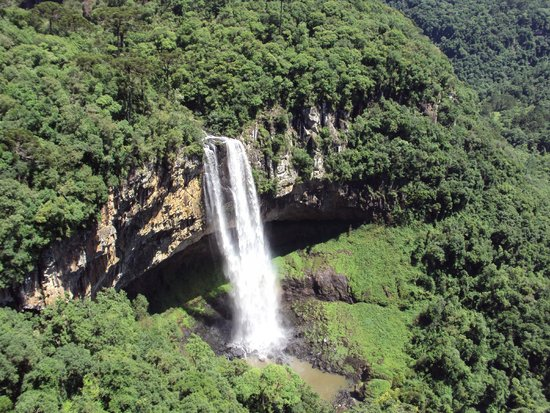 Caracol State Park: foto  cascata caracol