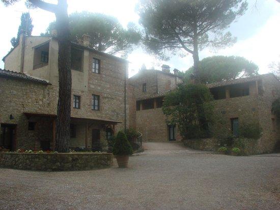 Agriturismo Borgo Santinovo: Beautiful