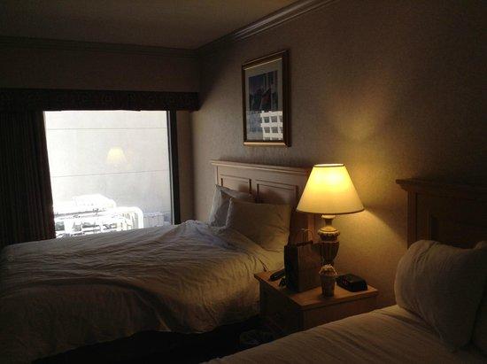 Harrah's Las Vegas: Basic room