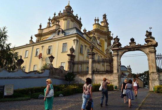 St.Yura Cathedral: Красавец-собор