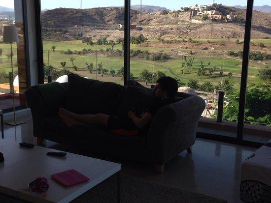 Salobre Golf Villas: View from villa