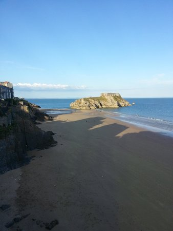The Imperial Tenby Hotel: Restaurant View