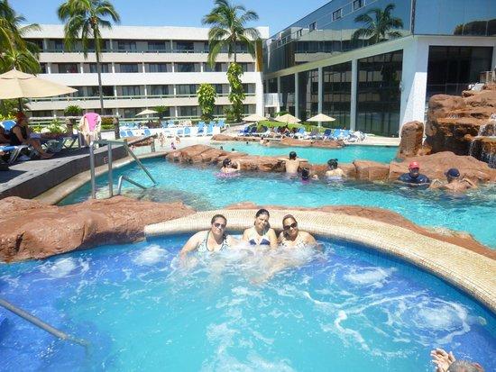 El Cid Moro Beach Hotel Alberca Privada