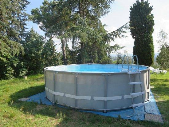 Montespertoli, Italia: swimmingpool