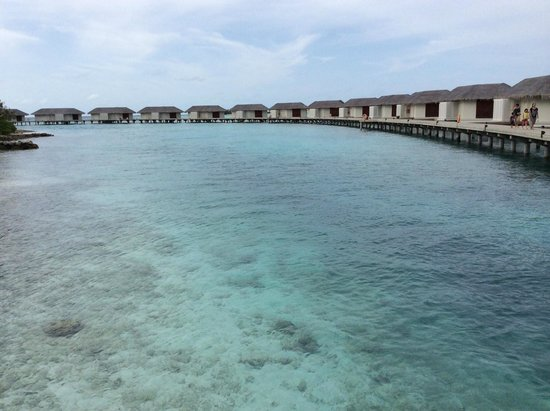 Cinnamon Dhonveli Maldives: Over Water Villas