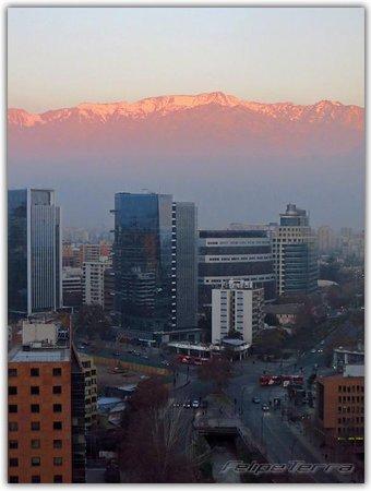 NH Collection Plaza Santiago: Vista 1