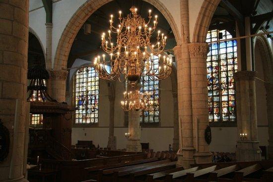 church of st john interieur st janskerk gouda