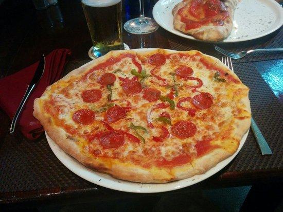 Sorrento di Italia : Pizza peperoni