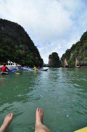 Two Sea Tour: Hong Island beauty