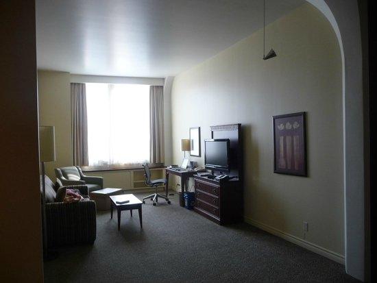 Le Square Phillips Hotel & Suites: salon