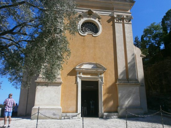Eglise Notre Dame de l'Assomption : Entrata