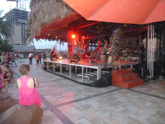 El Cid El Moro Beach Hotel: Restaurante 1