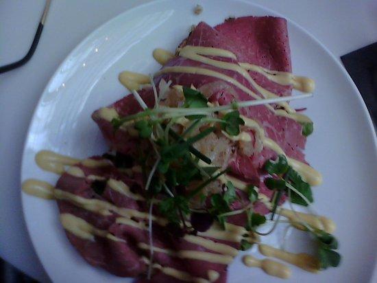 Rijksmuseum Cafe: food...