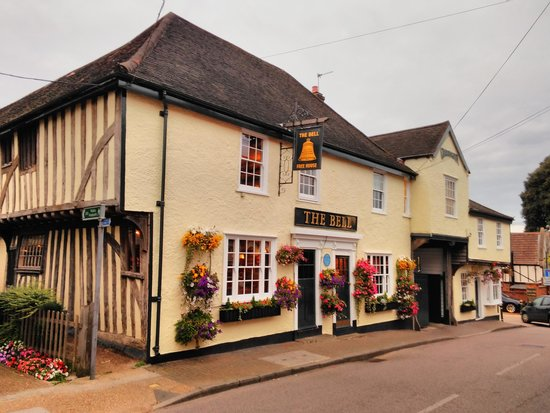 The Bell Inn Hotel: front view