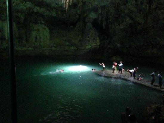 Suytun Cenote: Cenote