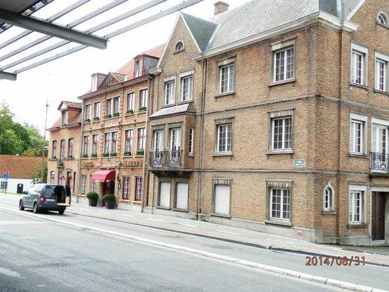 Albert 1 Hotel Albert1 Brugge Belgium