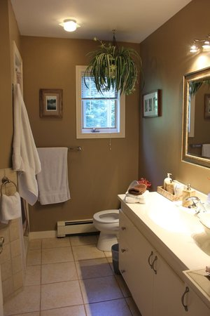Gray Gables Bed and Breakfast: Bathroom