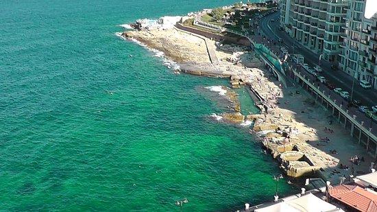 Hotel Roma: sea view