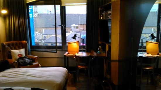 The Hoxton, Shoreditch : Twin room