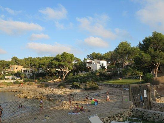 Blau Privilege PortoPetro Beach Resort & Spa : Zona de cala