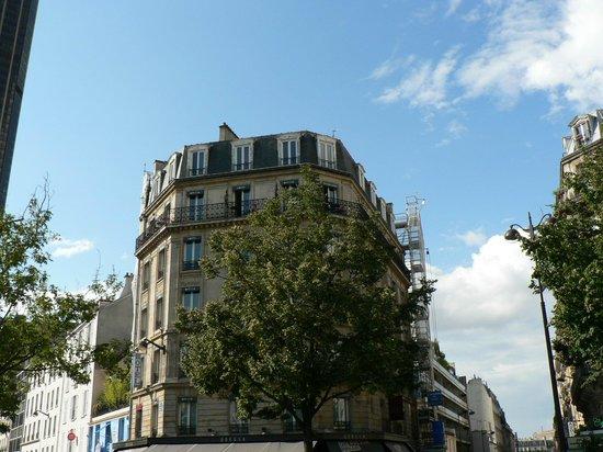 Hôtel Odessa Montparnasse: Hotel