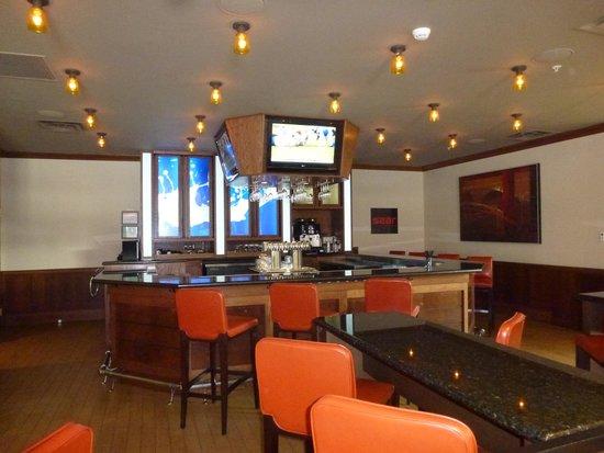 Seattle Marriott Redmond: Bar Area