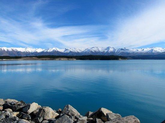 Mt Cook Lakeside Estate Retreat Lake Pukaki