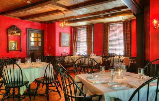 Kedron Valley Inn : The KVI Dining Room