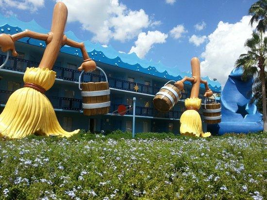 Disney's All-Star Movies Resort: Fantasia 2000