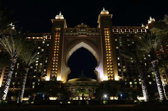 Atlantis, The Palm: Night Lights