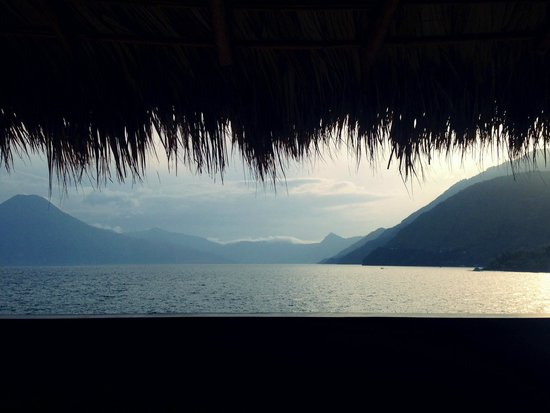 Laguna Lodge Eco-Resort & Nature Reserve: View from the room!