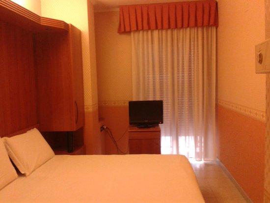 Hotel Colonne: camera
