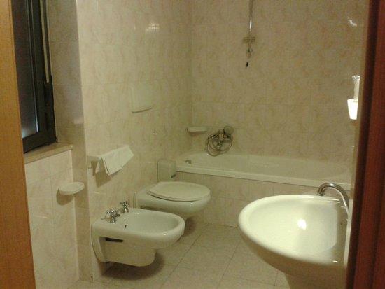 Hotel Colonne: Bagno