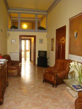 Annabella Hotel: Lobby do hotel.