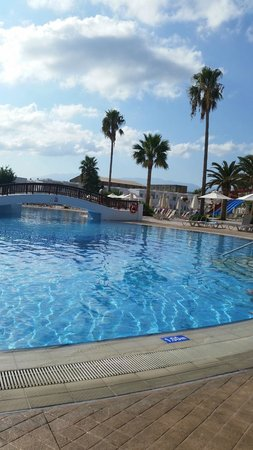 Louis Creta Princess Beach Hotel: baseny
