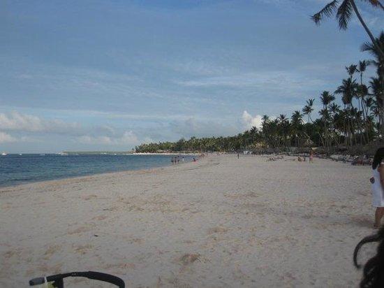 Paradisus Palma Real Golf & Spa Resort: White sand