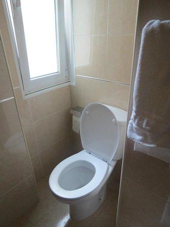 Residencia Fornos: WC