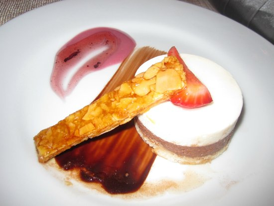 Paradisus Palma Real Golf & Spa Resort: Private Function Dessert