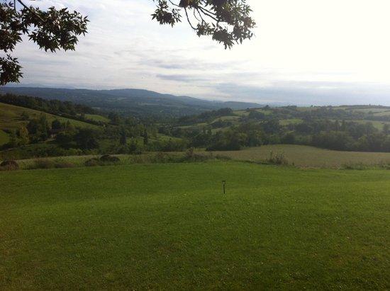 Manzac d'en Bas: A view that's hard to beat